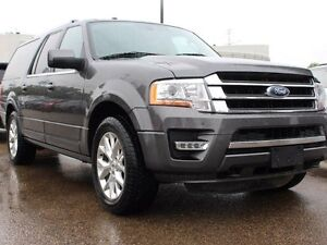 2015 Ford Expedition MAX LIMITED, SUNROOF, COOLED/HEATED SEATS,