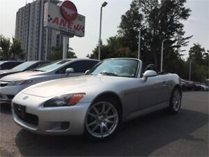 2003 Honda S2000 Convertible SALE LOW KM ONLY 93000 ORIGINAL KM