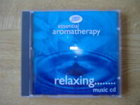 Essential Aromatherapy Relaxing Music CD By Boots