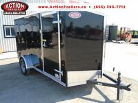 YOUR ULTIMATE DEAL - 6 X 13 CARGO TRAILER 2016 HAULIN -SCREWLESS