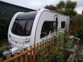 Coachman VIP560/4 Caravan