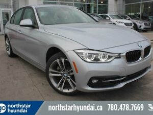 2018 BMW 3 Series 330i xDrive/LEATHER/ROOF/NAV