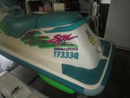Seadoo Bombardier SPX Jet Ski