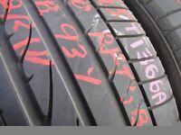 245/40/18 Bridgestone Potenza RE050A BMW Runflat x2 A Pair, 6.5mm (454 Barking Rd, Plaistow E13 8HJ)