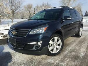 2016 Chevrolet Traverse LT **LEATHER-SUNROOF-AWD**