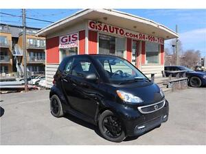 SMART FORTWO PASSION 2013 21000KM BLUETOOTH TOIT PANORAMIQUE