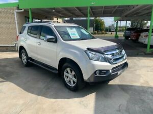 2016 Isuzu MU-X LST 7 seater White 6 Speed Automatic Wagon Casino Richmond Valley Preview