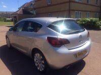 Vauxhall Astra 1.4 i 16v Turbo Elite 5dr (Full Service History,Leather seat,Aux,cruise control)