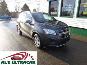 2016 Chevrolet Trax LT AWD for only $174 bi-weekly all in!