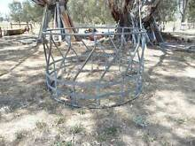 ROUND BALE HAY RING Violet Town Strathbogie Area Preview