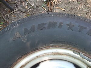 P225/75R15 TIRE AND RIM Cornwall Ontario image 3