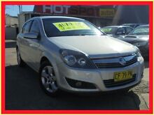 2005 Holden Astra AH MY05 CDX Silver 4 Speed Automatic Hatchback Holroyd Parramatta Area Preview