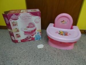 Disney Princess Deluxe Folding Booster Seat Like New