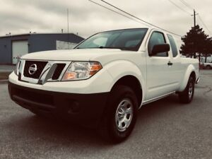 2015 Nissan Frontier S . Exceptionally Clean