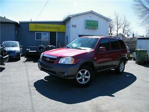 2006 MAZDA TRIBUTE 4 CYL. 4X4. AUTOMATIQUE
