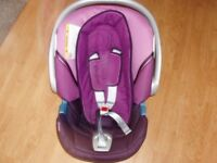 CyberAton rear facing baby car seat