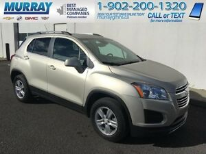 2016 Chevrolet Trax AWD LT - REDUCED