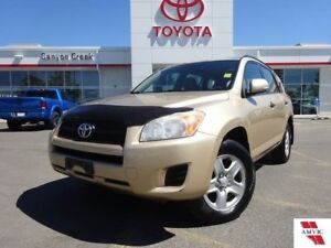 2009 Toyota Rav4 AWD/ 1 OWNER/ PWR GROUP/ CD PLAYER