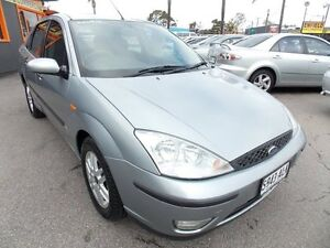 2004 Ford Focus LR MY2003 SR CL Silver 4 Speed Automatic Sedan Enfield Port Adelaide Area Preview