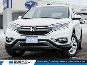 2016 Honda CR-V EX-L - LOW KMS - NAV - LEATHER - SUPER CLEAN!!