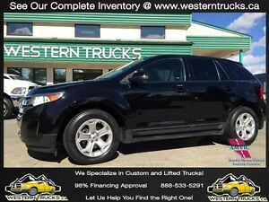 2013 Ford Edge SEL ~ 2.0L EcoBoost ~ Backup Camera ~ $158 B/W