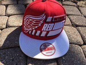New Era  Men's Detroit Red Wings 59Fifty Snapback Hat