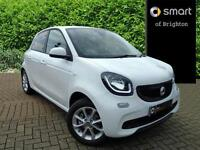 smart forfour PASSION PREMIUM (white) 2017-06-30
