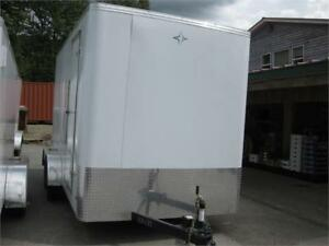 Southland 7 x 14 Enclosed Cargo Ramp