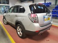 Chevrolet Captiva -AUCTION VEHICLE