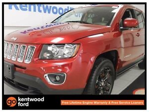2016 Jeep Compass Sport 4x4 high altitude with heated seats!
