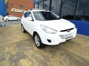 2013 Hyundai ix35 LM MY13 Active (FWD) White 6 Speed Automatic Wagon Croydon Burwood Area Preview