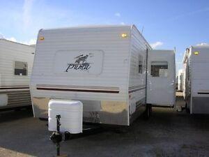 2006 Puma Palomino RV Travel Trailer