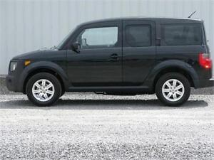 2008 HONDA ELEMENT AWD FULL EQUIPEE/AUTO/TOIT