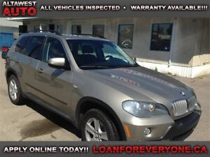 2007 BMW X5 4.8i LEATHER/SUNROOF