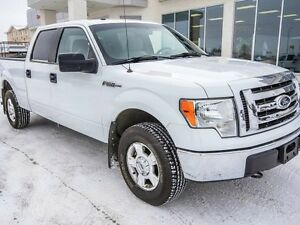 2010 Ford F-150 XLT SuperCrew cab