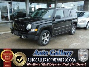 2016 Jeep Patriot High Alt. 4x4 *Lthr