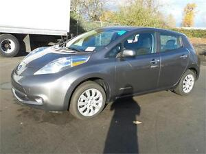 2015 Nissan Leaf S ONLY 9,281 MILES!