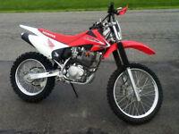 Motocross honda crf230 2011