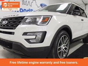2016 Ford Explorer SPORT FULLY LOADED!!!