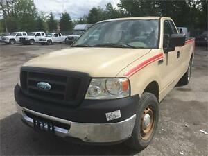 2008 Ford F-150 XLV6 Cylinder Engine 4.2L/256