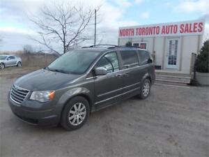 2010 Chrysler Town & Country Touring POWER SUNROOF