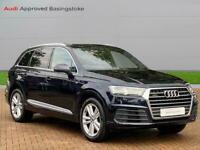 2015 Audi Q7 3.0 Tdi Quattro S Line 5Dr Tip Auto Estate Diesel Automatic