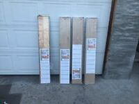 Majestic glue less hardwood flooring maple