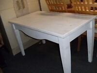 Selection of dining tables.