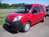 RENAULT KANGOO ML19 - AUTO - Red Petrol, 2012