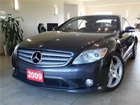 2009 Mercedes CL550 4Matic AMG|Night Vision!