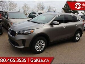 2019 Kia Sorento LX 2.4L AWD; PUSH START, HEATED SEATS/WHEEL, BA