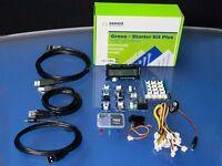 Grove starter kit plus - Intel IoT Edition for Intel Edison and Galileo Gen 2