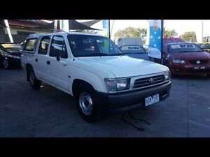2000 Toyota Hilux RZN149R RZN149R 4 Speed Automatic Deer Park Brimbank Area Preview
