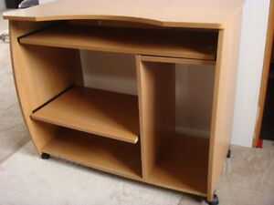 Computer Desk with Slide Outs -- REDUCED --